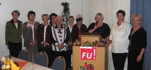 30 Jahre Frauen Union